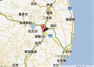 koriyama map 2