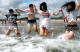 福島・いわき市 Swimming in Fukushima PART2