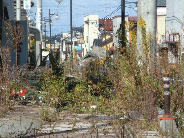 双葉、福島  Futaba, Fukushima   2013