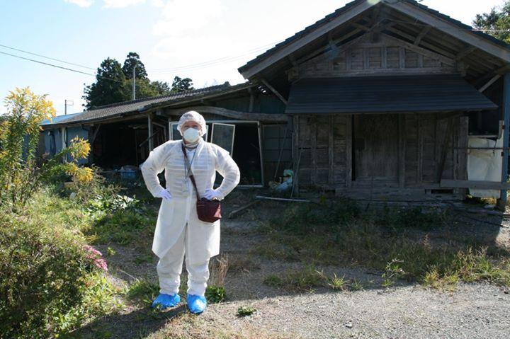 November 4th, 2012  Futaba, Fukushima Janick Magne   双葉、福島11月4日2012